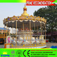 Business Opportunities For Children's Amusement Rides Carousel Rides