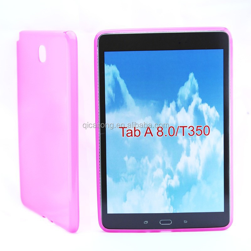 lowest price china android phone matte back cover case for Tab A 8.0 T350