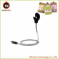 magnetic charging cable for ios and android support pad