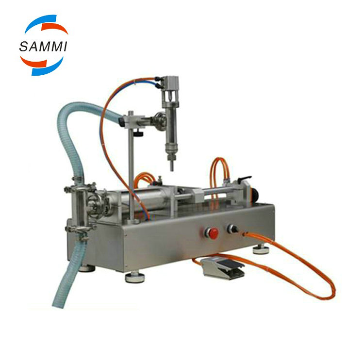 Hot Automatic Filling Machine For Glass