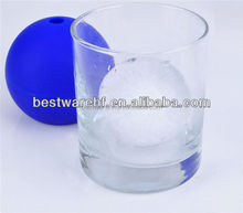 novelty silicone ice molds cool silicone resin ball mold