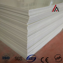 High quality & best price PP board polypropylene plate