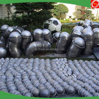 Stainless steel floating sphere/ball for pond deceration