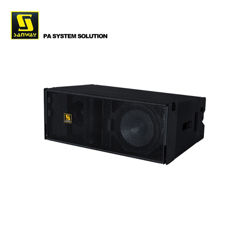 W8LM Amplifiered Touring and Theatre 8 inch Compact 3-way Line Array Speaker