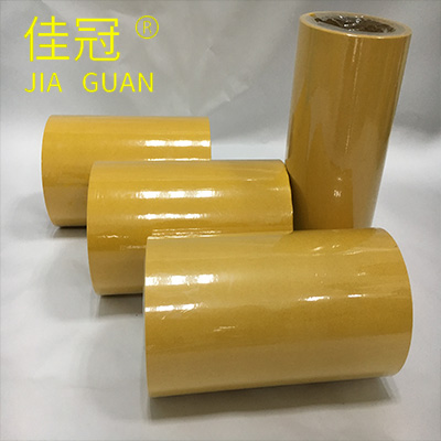 hot sale single silicone coated brown kraft release paper roll