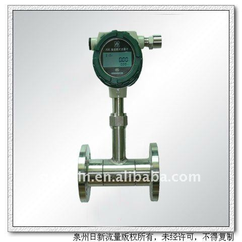 SBL digital target flow meter/ Crude Palm Oil flow meter with 4~20mA output form