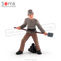 Customized model toy action figurine OEM polyresin pvc vinyl action figurine