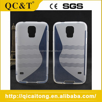 2015 Best Seller S Line Tpu Cell Phone Case For Samsung I9210