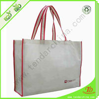 80gsm non woven bag for shopping and promotion made of non woven fabric