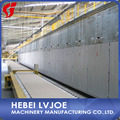 gypsum board production line capacity 2000 m2/h