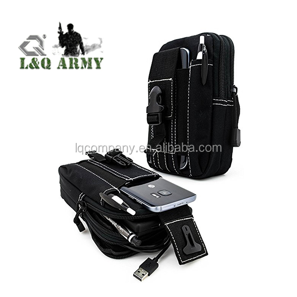 Molle Phone Pouch Organizer  Bag Small Tactical EDC Pouch