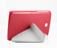 tablet cover case,high quality transformers stand leather case for samsung galaxy Tab 3 7.0 P3200