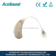 alibaba AcoSound Acomate 220 ric Top Quality Well Sale Supplies Personal Deaf Ce Approved hearing aid tubes