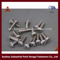 all kinds of screws yellow zinc plated nail screw din screws