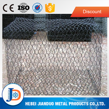 Electric/hot dipped Galvanized gabion material for sale