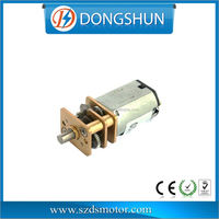 DS-12SSN20 6v toy geared motor