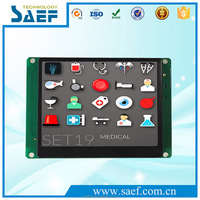 "Embedded Industrial Screen TFT Display Module 3.5"" Touch LCD with Controller Board"