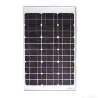 Mono Solar Panel 50W of Portable (TUV,CE,IEC,ISO)