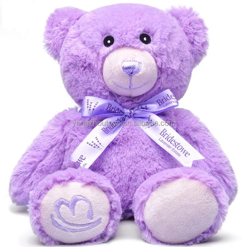 purple lavender bear caloric <strong>animals</strong> for the microwave