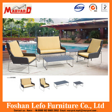 2016 best selling stainless steel outdoor furniture for better life