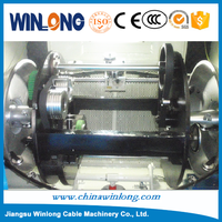 300-800mm Double twisting machine