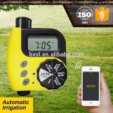 Digital Bluetooth new electronic lcd water timer garden irrigation