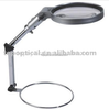 Hands free Foldable LED Embroidered Magnifying Glass Lamp