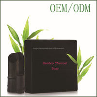 Best Natural Bamboo Charcoal Face Whitening Soap (OEM/ODM)