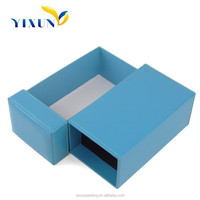Mobile phone accessories paper packaging box, leather mobile phone case