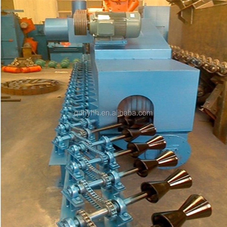 good quality cheap price used for industrial cleaning sand blasting machine