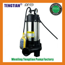 V series electrical water pump for house for yuanhua pump for water fountain