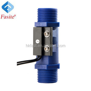 SZFAST wholesale magnetic water automatic G1/2 plastic flow switch