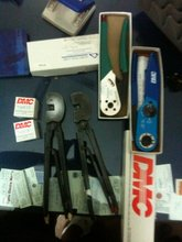 DMC AMP Tyco Crimp Tools and Positioners
