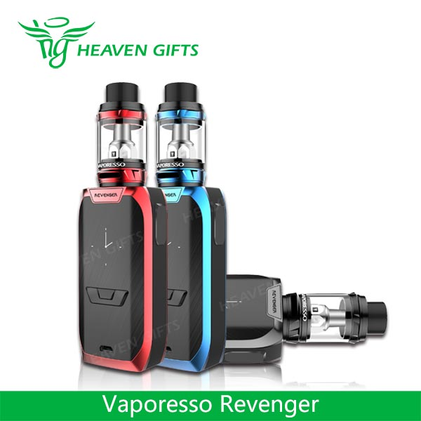 2017 New Products 2ml/ 5ml Vaporesso Revenger 220 china import electronic cigarettes