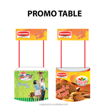 Top Quality Supermarket Advertising Demo Table For Store