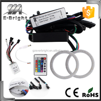 12 months warranty led car angel eye for auto lighting system, wholesale price for auto led angel eye