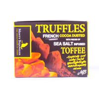 Monty Bojangles Toffee Dusted Truffles 9 x 100g