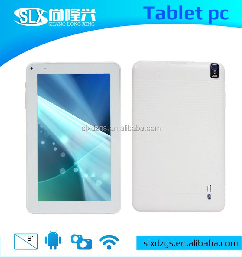 "Cheapest 9 Inch Tablet Android Made In China A33 Quad-core 9"" Tablet"