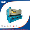 China supplier QC11K-16*3200 hand lever shearing machine,length aluminium guillotine shearing machine