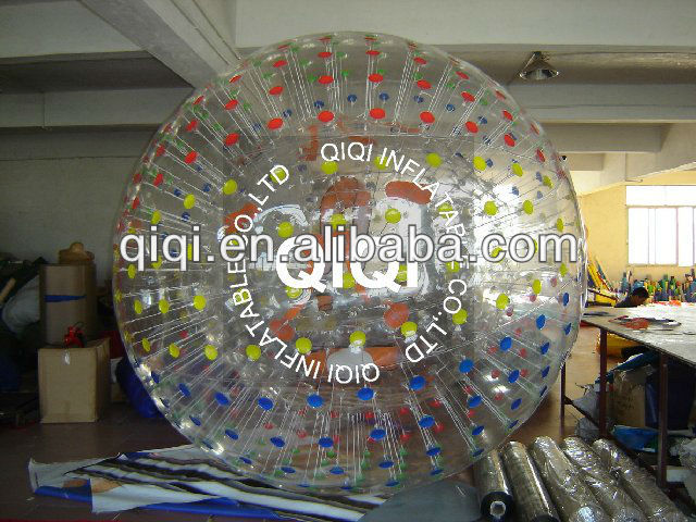 inflatable zorb ball with good quality