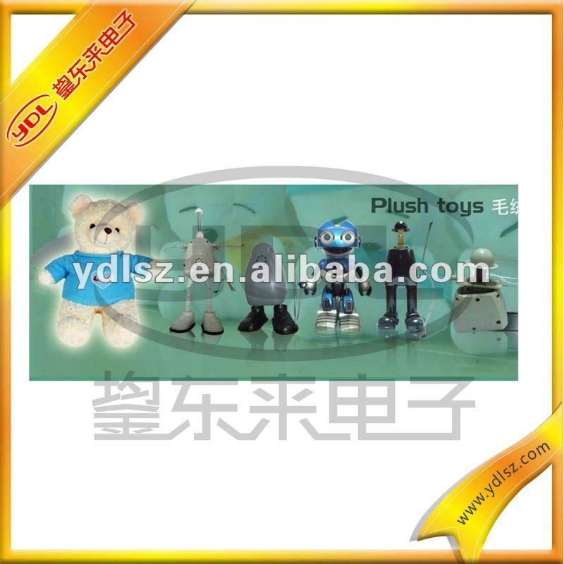 2012 Top Selling Cute Intelligent sing song dolls