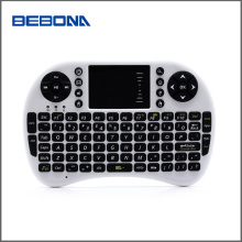 2017 mini Bluetooth Wireless colorful Keyboard for PC Laptop Tablet