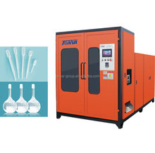 Automatic blow moulding machine for medical supplies