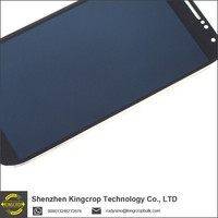 100% original for samsung galaxy s4 lcd i9500 digitizer assembly with frame