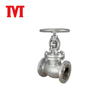 wcb manual cast steel dn200 flange end bellow seal globe valve lb