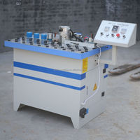 Wood Edge Banding Machine Double-sided Glue