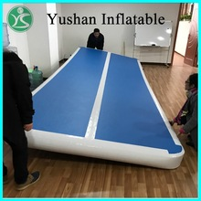 Manufacture wholesale DWF Durable gymnastic air track Floating Yoga Mat