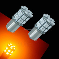 1156 BA15S 20 5050 SMD LED Light For Auto Car Tail Brake Turn Signal Lamp Bulb AMBER