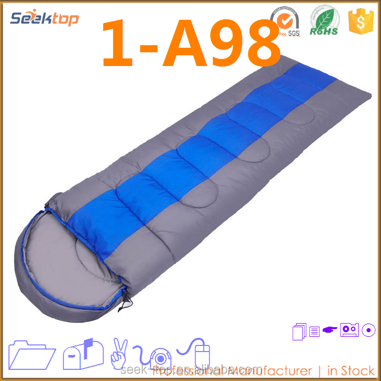 New Products Agents Wanted Envelop Double Natural Wholesale Walking Sleeping Bag