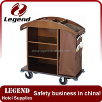 2015 New design housekeeping trolley for hotel